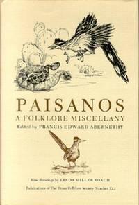 Paisanos: A Folklore Miscellany.