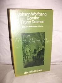 Fruhe Dramen - Gotz von Berlichingen: Clavigo by  Johann Wolfgang Goethe - Paperback - 1979  - from High Barn Books (SKU: 36557)