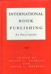 image of International Book Publishing: An Encyclopedia