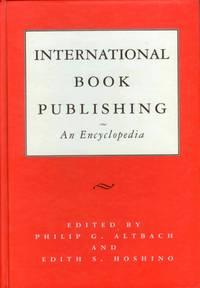 International Book Publishing: An Encyclopedia