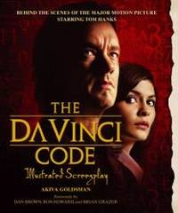 image of The Da Vinci Code : The Illustrated Screenplay