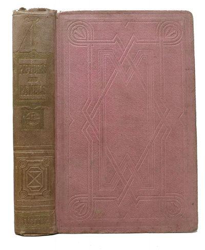 London: Richard Bentley, New Burlington Street, 1859. 1st Edition. Original publisher's rose-colored...