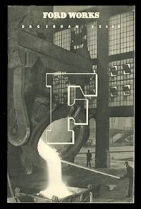 image of A TOUR THROUGH FORD WORKS DAGENHAM ESSEX.  PREPARED FOR THE CONVENIENCE OF VISITORS.