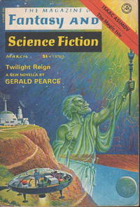 THE MAGAZINE OF FANTASY AND SCIENCE FICTION, March 1977.