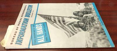 Washington: Bureau of Naval Personnel, 1944. Saddle-stitched. Octavo; VG; Paperback; Spine, staple b...