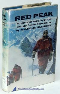 image of Red Peak: A Personal Account of the British-Soviet Pamir Expedition