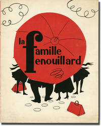 The Fenouillard Family [La famille Fenouillard] (Original program for the 1961 film) by  Marie-Hose Ruiz (starring)  Annie Sinigalia - 1961 - from Royal Books, Inc. (SKU: 143998)