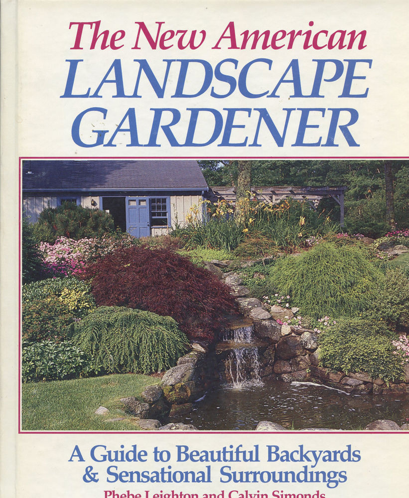The new american landscape gardener a guide to beautiful for American garden company