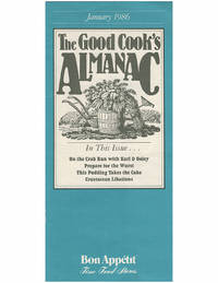 The Good Cook's Almanac (January through October 1986)