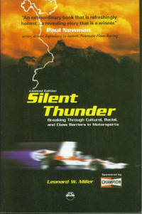 image of Silent Thunder: Breaking through Cultural, Racial, and Class Barriers in Motorsports