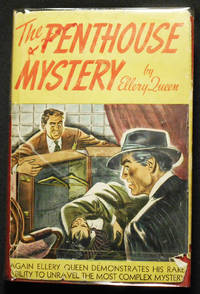 image of The Penthouse Mystery by Ellery Queen: Based on the Columbia motion picture Ellery Queen's The Penthouse Mystery