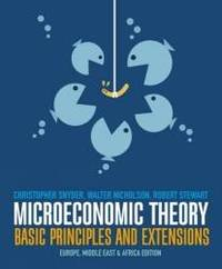 image of Microeconomic Theory
