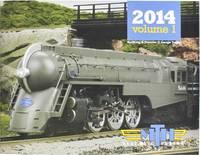 image of MTH Electric Trains 2014 RailKing & Premier O Gauge Trains (Volume 1)