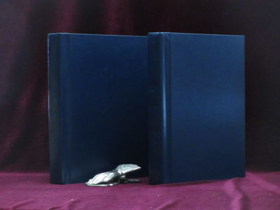 Springfield, MA: Privately Printed. Hard Cover. Fine. TWO VOLUMES. Bound in blue cloth. Two fine vol...