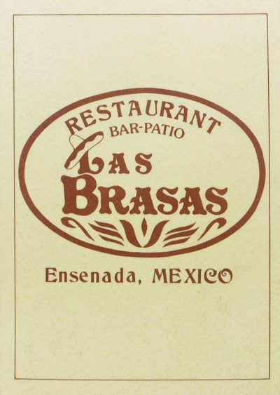 (Mexico), (n.d.). 1st printing. Off-white card stock self wrappers, laminated, printed in brown lett...