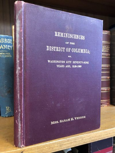 St. Louis, MO: Press A. R. Fleming Printing Co, 1909. First Edition. Hardcover. Octavo, 91 pages; G+...