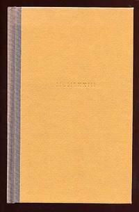 New York: Harcourt Brace Jovanovich, 1973. Hardcover. Very Good. First edition. Spine a bit sunned, ...