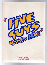 Five Guys Named Moe - The Lyric Theatre Programme