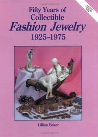 Fifty Years Of Fashion Jewelry 1925 1975 Hardcover