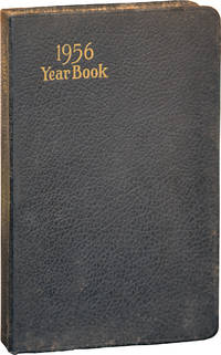 Diary of early Treasury Department Agent Kenneth T. Brown, Jr., 1956
