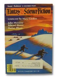 Fantasy & Science Fiction: September 1987
