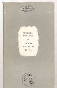 image of SUNDAY IS A DAY OF INCEST: POEMS