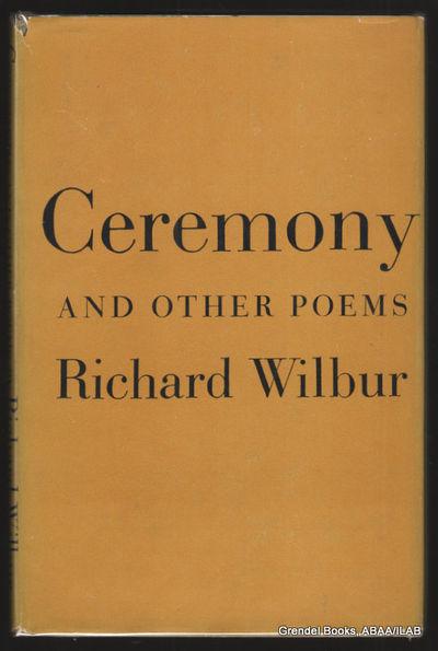 NY:: Harcourt, Brace and Company,. Very Good in Very Good dust jacket. 1950. Hardcover. B0018HLT0O ....