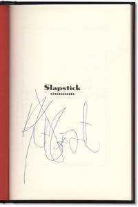 Slapstick. by  Kurt VONNEGUT - Signed First Edition - 1976. - from Orpheus Books and Biblio.com