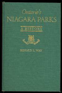 image of ONTARIO'S NIAGARA PARKS:  A HISTORY.
