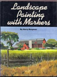Landscape Painting with markers