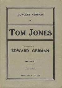 Tom Jones. Lyrics by Chas. H. Taylor. [Piano-vocal score]