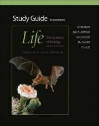 Study Guide to Accompany: Life, the Science of Biology, 9th Edition