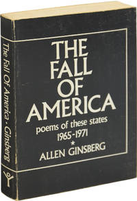 image of The Fall of America (First Edition, second state)