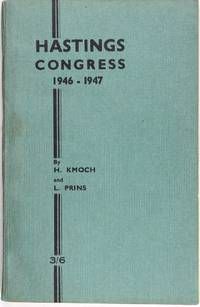 image of Hastings Congress 1946 - 1947