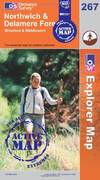 image of Northwich and Delamere Forest (OS Explorer Map Active)
