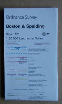 Boston & Spalding. Landranger Sheet 131.