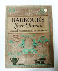 Barbour's Linen Thread For Art Needlework and Crocheting