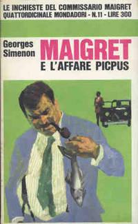 MAIGRET E L'AFFARE PICPUS