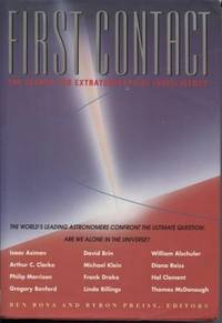 First Contact: the Search for Extraterrestrial Intelligence