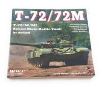 T-72 / T-72M Variants in Detail - Variants T-72 T-72m T-72m1 T-72m4cz VT-72b - Photo Manual for...