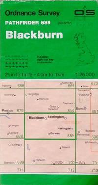 Pathfinder map sheet 689: Blackburn