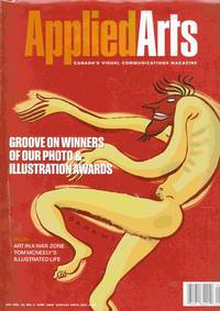 Applied Arts Magazine May June 2008 Vol. 23 No. 3