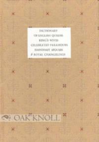 (Market Drayton): Tern Press, 2003. cloth, paper spine label, cloth slipcase. Tern Press. 8vo. cloth...