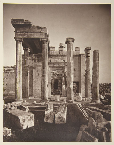 The Acropolis of Athens, Illustrated...