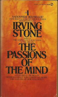 image of The Passions of the Mind: A Biographical Novel of Sigmund Freud