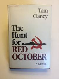 image of The Hunt for Red October [true first printing, in first issue jacket]