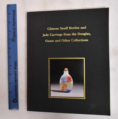 New York: Chinese Porcelain Co, 1992. Softcover. VG. Inset Picture wrap with gold lettering on front...
