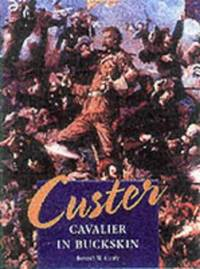 CUSTER CAVALIER IN BUCKSKIN
