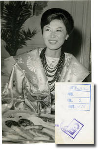 image of Qui êtes-vous, Monsieur Sorge? (Collection of 18 original press photographs from a gala for the 1961 film)