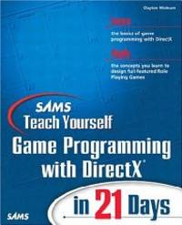image of Sams Teach Yourself Game Programming with DirectX in 21 Days